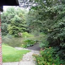 Kateeker tuin achterom